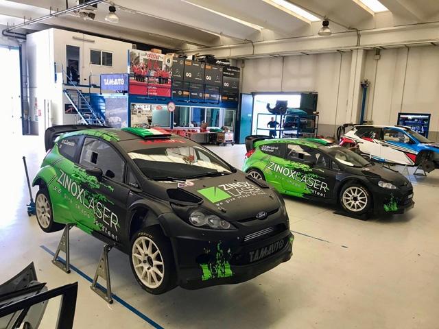 GUIDO ZANAZIO SCEGLIE LA FIESTA WRC PER IL RALLY DI CASA, IL VALLI OSSOLANE