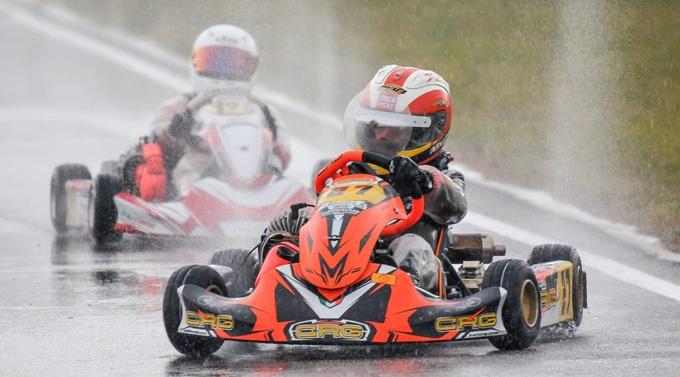Samuele Spiezio al Via del Trofeo dei Campioni