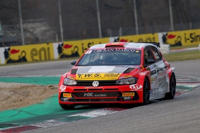 Monza Rally Show, la Polo di Crugnola domina la prima giornata