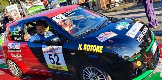 Successo a Orvieto e Finale anche nei rally per il Motorsport Umbro