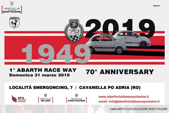 CONTINUA IL COUNTDOWN PER ABARTH RACE WAY