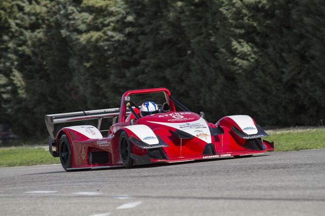 Motori accesi al 13° Trofeo Natale Nappi