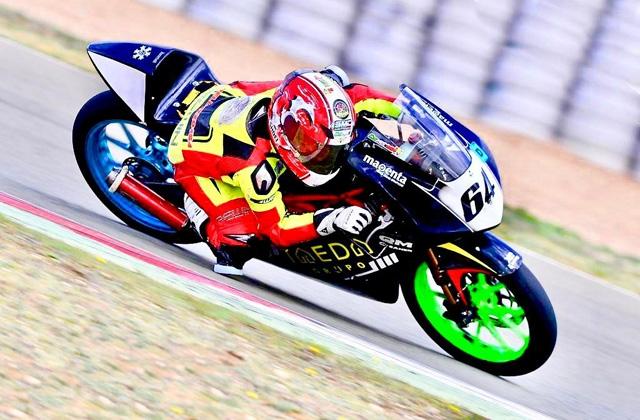 Avviato un partenariato tra la scuderia RO racing e il giovane talento siciliano delle due ruote Carmelo Belluzzo, che disputerà spagnolo CIV Moto5 che si correrà sui circuiti della Motogp. A seguire il giovane favarese nella serie ci sarà Rino Saluc
