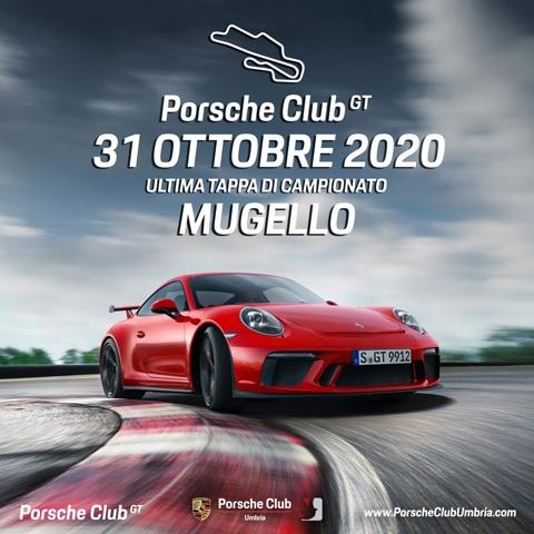 Sabato al Mugello la finalissima del Porsche Club GT 2020