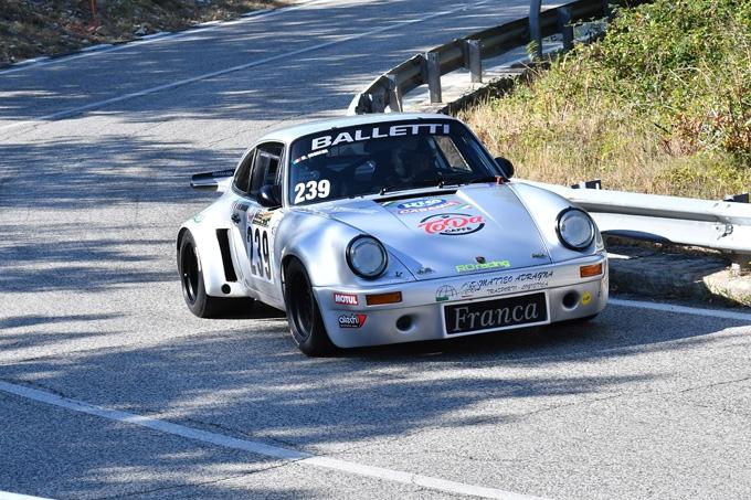 RO racing tra Salita e rally questo weekend.