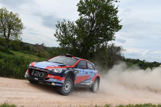 Rally Adriatico-Marche: confermato il Trofeo Andrea Dini