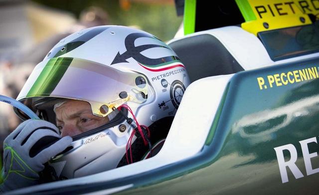 Peccenini ha riacceso i motori a Valencia