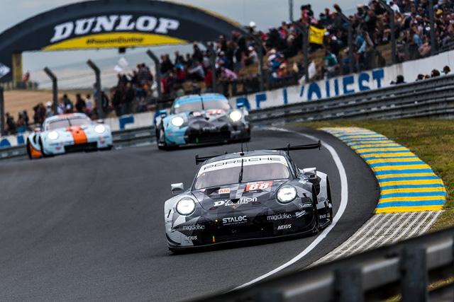 Harakiri a Le Mans