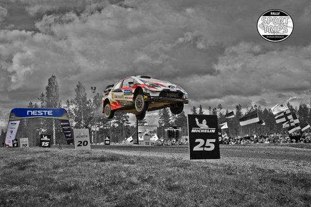 Viaggio al Rally di Finlandia