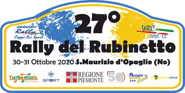 IL RALLY DEL RUBINETTO RIPARTE CON 146 ISCRITTI