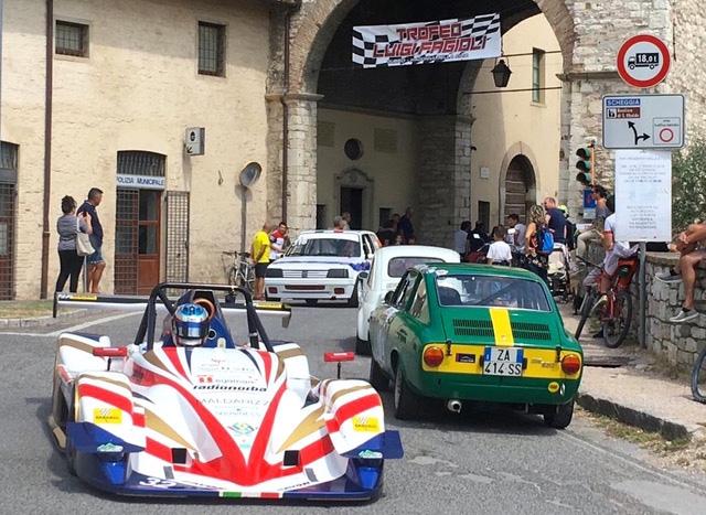 Anteprima di grandi sfide al 54° Trofeo Luigi Fagioli