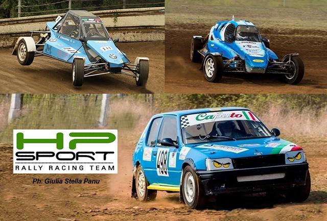Autocross, HP Sport RRT a caccia del titolo italiano