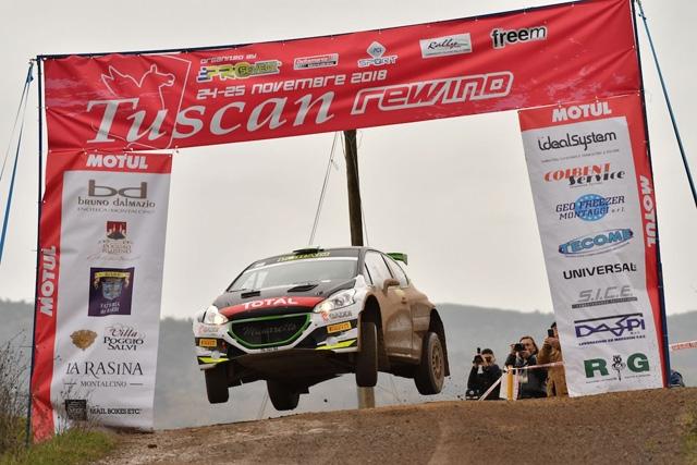 Tuscan Rewind 2020: di nuovo pronto ad assegnare lo scudetto tricolore