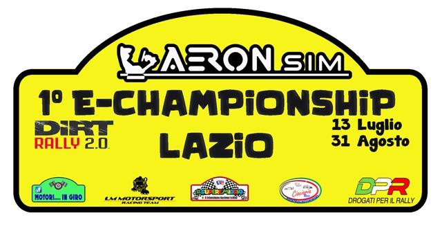 Nasce il 1° E-Championship Lazio