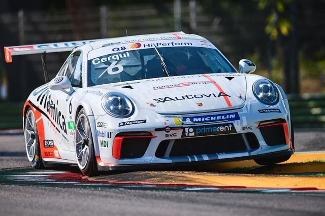 AB Racing rilancia con tre Porsche nel round di casa a Vallelunga