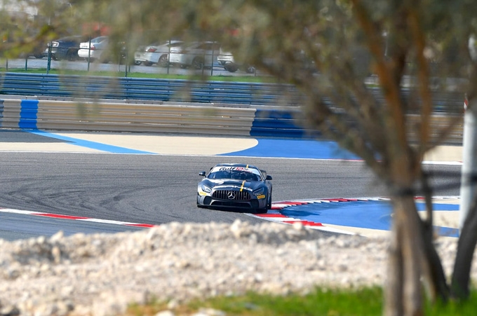 Trivellato Racing inizia il 2021 con la pole position alla 12 Ore del Golfo