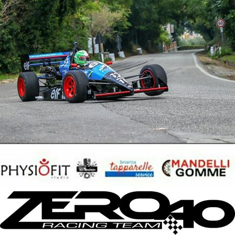Zero40 Racing Team: tre i Titoli Italiani di Classe e miglior piazzamento tra le scuderie nel 5° Raggruppamento.