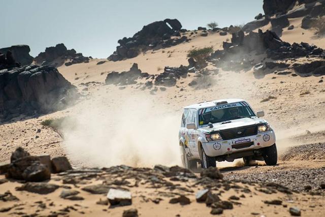 Decimo posto di tappa a Riyadh per la Squadra Corse Angelo Caffi