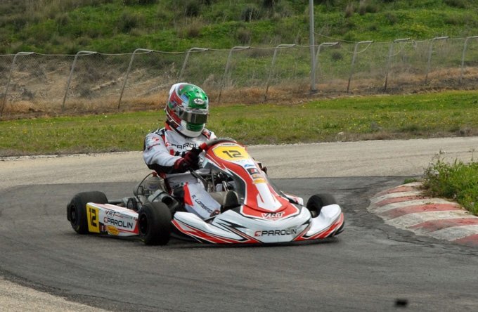 A Ispica nuovo centro di Lombardo nel karting