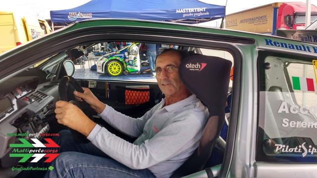 Lino Acco una vita nei Rally