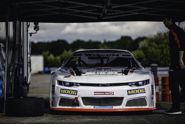 Alex Caffi Motorsport a Hockenheim per le semifinali della Nascar Whelen Euro Series 2019