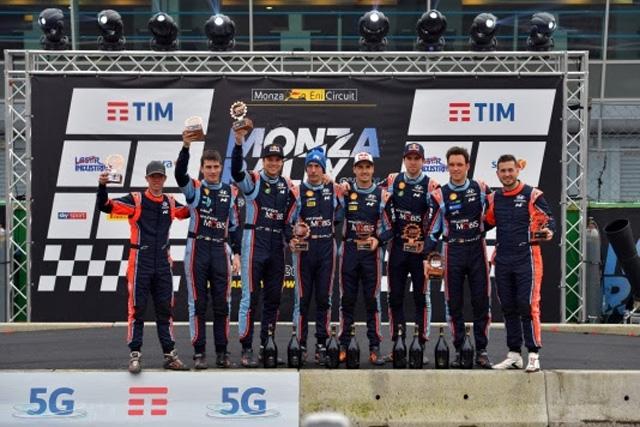 Monza Rally Show, Crugnola vince anche il Masters' Show