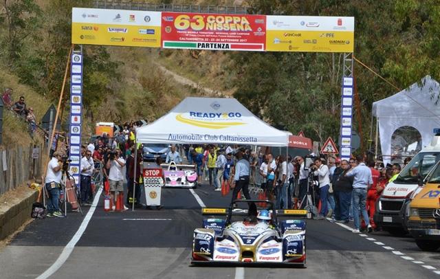 Motori caldi alla 63^ Coppa Nissena Magliona e Scola in prima fila
