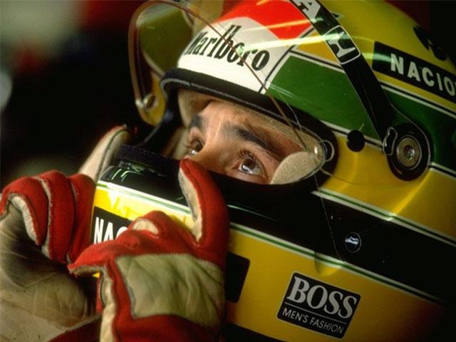 Il mio ricordo di Ayrton Senna