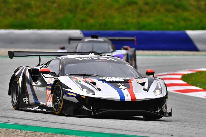 Rovera si ripresenta in ELMS alla 4 Ore di Le Castellet su Ferrari