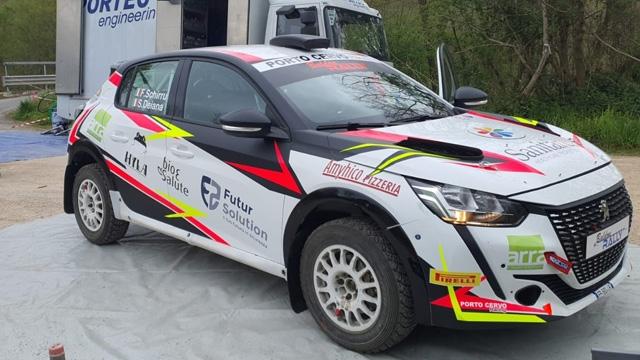 La scuderia Porto Cervo Racing è pronta per il Rally Adriatico