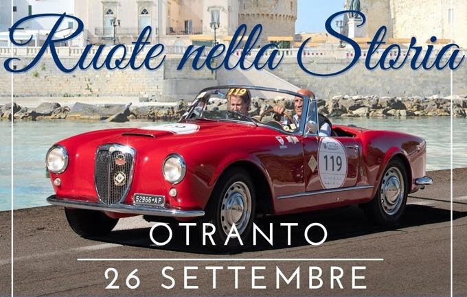 Ruote nella Storia: omaggio ad Otranto