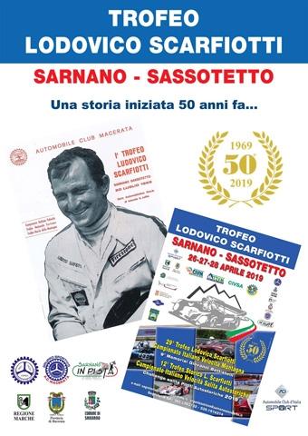 SARNANO-SASSOTETTO/TROFEO SCARFIOTTI ALLE PORTE: PRESENTAZIONE STAMPA IL 24 APRILE