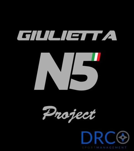 Giulietta N5 Project: una nuova stella sta nascendo