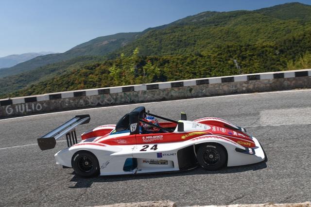 Alla cronoscalata di Svolte di Popoli, valevole per il Campionato Italiano Velocità della Montagna, brillanti  risultati per i portacolori della scuderia RO racing, Saverio Miglionico e Matteo Adragna.