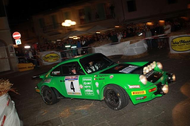 XXXI Rallye Elba Storico-Trofeo Locman Italy: la prima tappa a Salvini-Tagliaferri (Porsche)