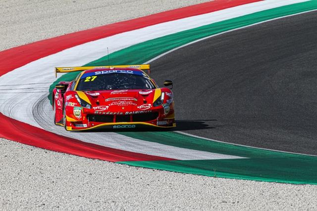 Il Campionato Italiano Gran Turismo riparte da Imola con il 3° round della serie Sprint