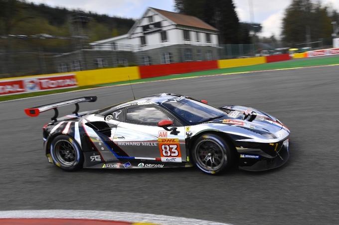 Rovera torna in azione nel WEC su Ferrari alla 8 Ore di Portimao
