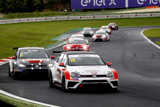 Elite Motorsport nel TCR a Misano per l'apertura del DTM