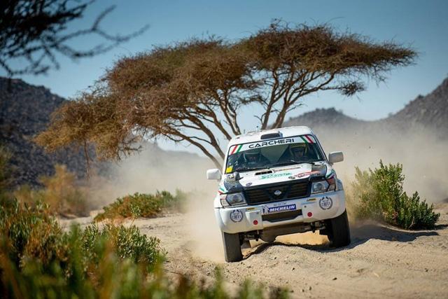 La Squadra Corse Angelo Caffi chiude con soddisfazione la prima settimana alla Dakar Classic