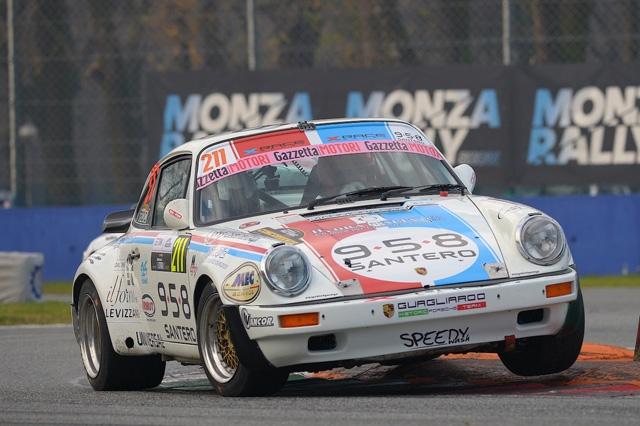 """XRace Sport di nuovo in alto a Monza: Brusori-Tridici  hanno concesso il bis al """"Master Show"""" con la Porsche 911"""