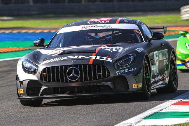 Doppio podio per Trivellato Racing a Monza nel Tricolore GT