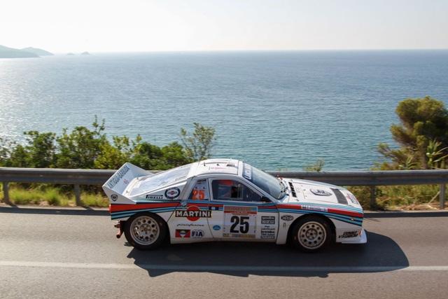 Da oggi iscrizioni aperte al XXXI Rallye Elba Storico-Trofeo Locman Italy