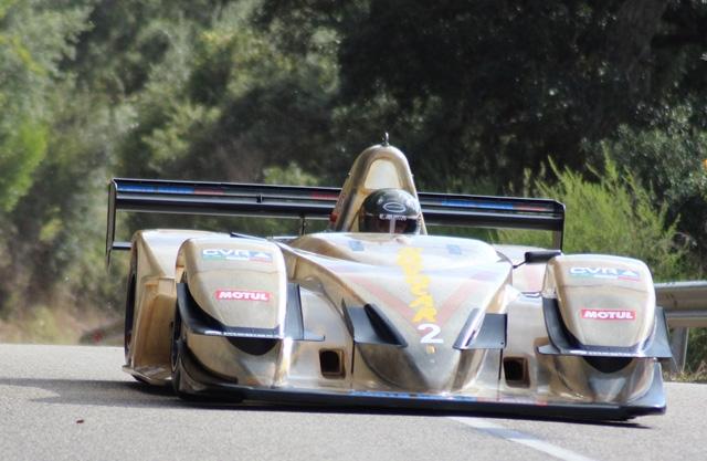 "La Porto Cervo Racing vince la coppa scuderia alla ""30ª Cronoscalata Iglesias-Sant'Angelo"""