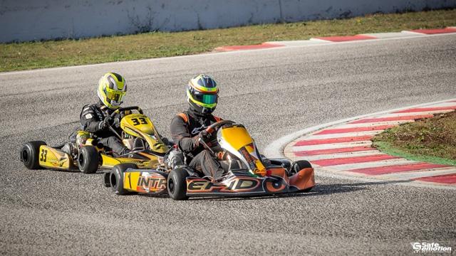 Al Levante Circuit il Regionale ed il Trofeo Master Karting