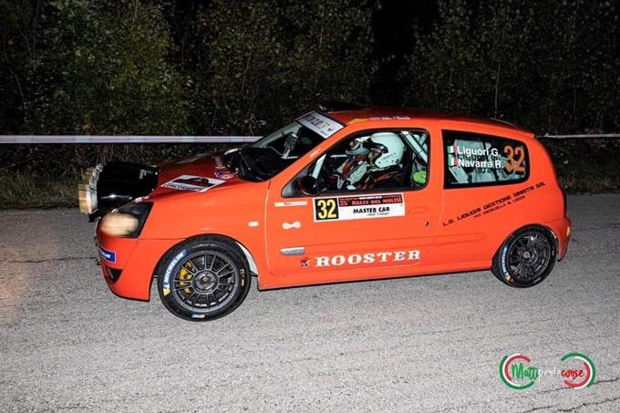 Finale da brividi quella del 41° Rally Città di Modena