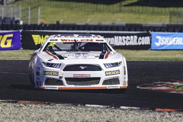 Il Most Autodrom mette alla prova l'Alex Caffi Motorsport