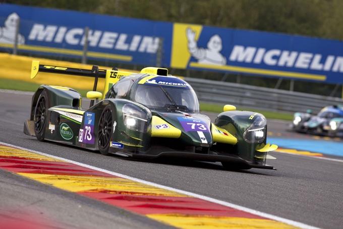 Peccenini chiude il cerchio a Portimao nel finale di Le Mans Cup