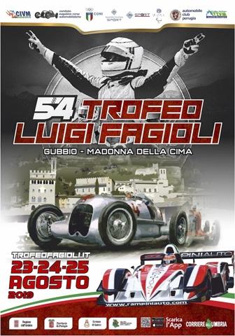 Svelate le novità del 54° Trofeo Luigi Fagioli, Biasion tra i guest