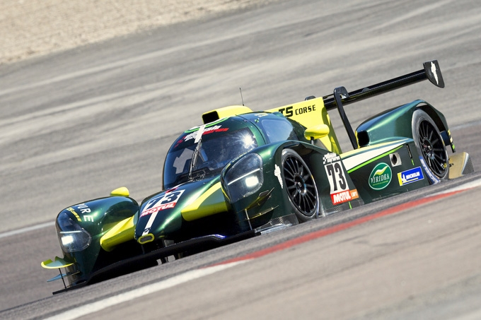 Peccenini ingrana la prima in Le Mans Cup a Barcellona