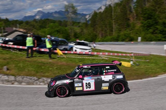 La scuderia P&G Racing presente alla Lago Montefiascone